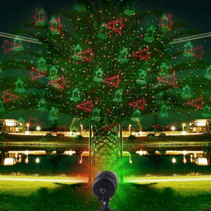 Green Christmas Lights.Best Christmas Laser Light Buyers Guide The Dj Fix