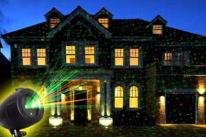 startastic holiday light show