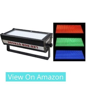 best rgb strobe light