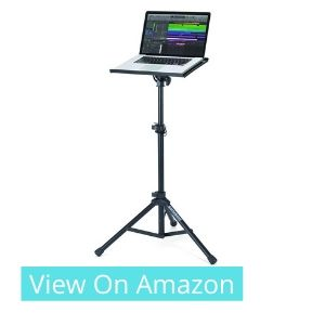 projector and laptop stand
