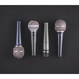 types of wireless microphones