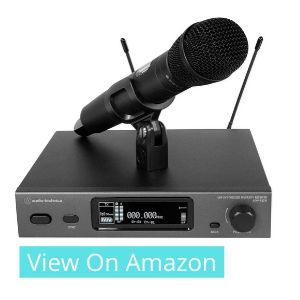 best wireless handheld microphone