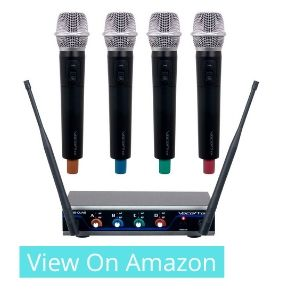 best microphone set